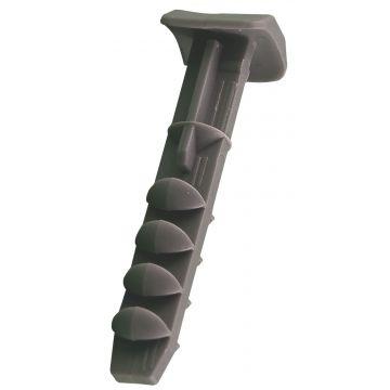 Mepac duimnagelplug, grijs, boorgatdiameter 6mm boorgatlengte 40mm pluglengte