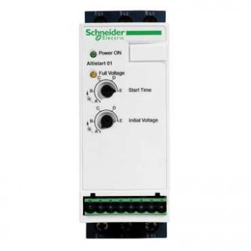 Schneider Electric T Altistart 01 soft starter, nom. bedrijfsstroom Ie bij