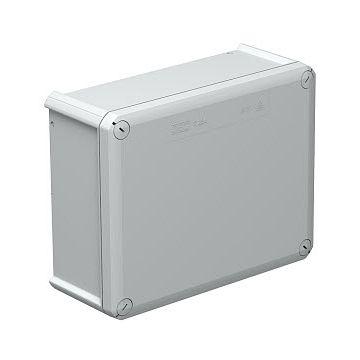 Obo T-Box 250 doos voor montage op wand/plafond, max. aderdoorsnede 25mm²