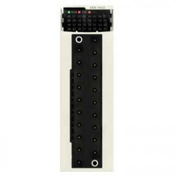 Schneider Electric T Modicon M340 plc digitale in- en uitgangsmodule, (hxd)