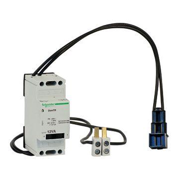 Schneider Electric met beltransformator, (lxbxh) 55x36x90mm primaire spanning