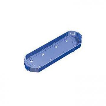 Stago Optiline 45 montageset comp. cassette vloergoot, 4 inbouwposities, 1