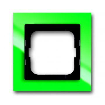 Busch-Jaeger Busch-axcent afdekraam 1-voudig, groen