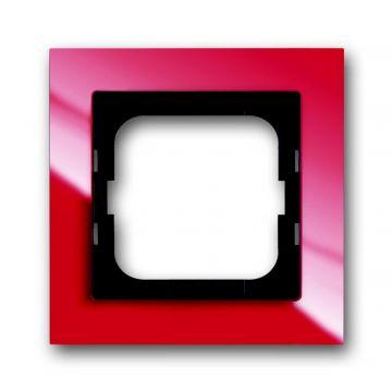 Busch-Jaeger Busch-axcent afdekraam 1-voudig, rood
