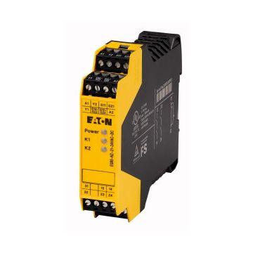 Eaton ESR relais voor veiligheidsstroomcircuits, geschikt voor controle