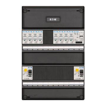 Eaton Systeem 55 installatiekast, (hxbxd) 330x220x79mm 1 fasen