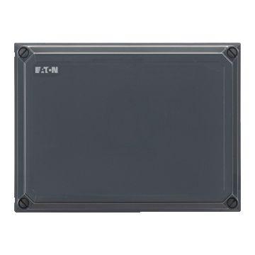 Eaton Systeem 55 smeltveilighedenkast, (hxbxd) 130x167x227mm zekering