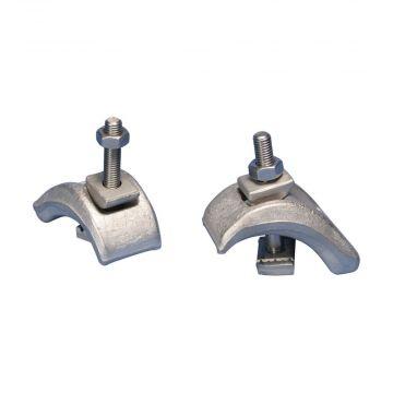 Erico ERISTRUT® railbalkklem, roestvaststaal (RVS), kwaliteitsklasse RVS 316