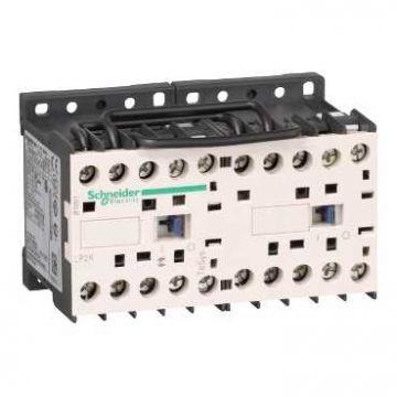 Schneider Electric T TeSys omkeerschakelaar, 3 polen, nom. bedrijfsstroom Ie