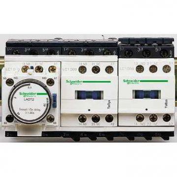 Schneider Electric T LC3 D automatische sterdriehoekschakelaar, nom. spoelspanning
