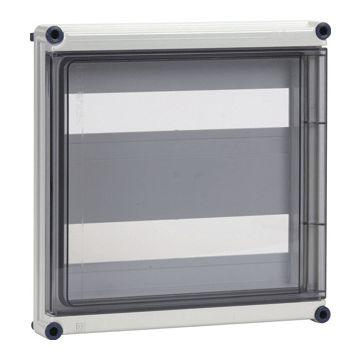 Eaton Halyester deksel installatiekast, kunststof, (hxbxd) 540x360x45mm