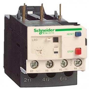 Schneider Electric T TeSys overbelastingsrelais thermisch, instelbaar stroombereik