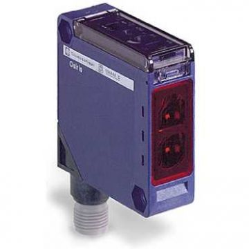 Schneider Electric T Osiris XUK fotocel zender/ontvanger sensor, (hxbxd) 50x18x50mm
