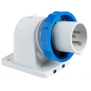 Schneider Electric met PK cee-toestelcontactdoos, kunststof, IEC-stroomsterkte