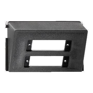 Gira Datakap-inzetstuk outlet-component kunststof, zwart