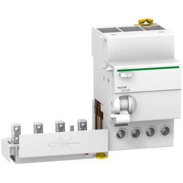 Schneider Electric met lekstroom-relais voor vermogensschakelaar, nom. spoelspanning