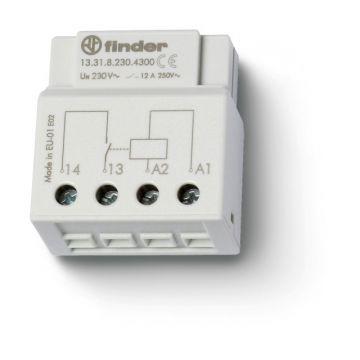 Finder 13 schakelaarrelais, (bxhxd) 37x39x22.7mm aansluitingwijze schroefaansluiting