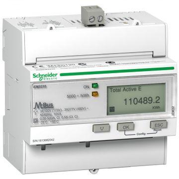 Schneider Electric IEM3000 IEM3235 elektriciteitsmeter, type meter elektronisch