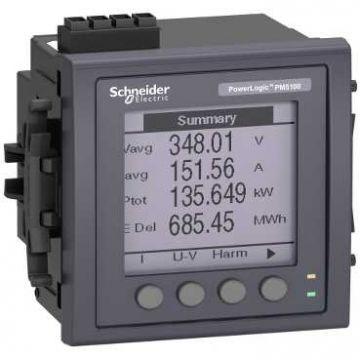 Schneider Electric met PM5000 PM5100 multifunctionele paneelmeter, ampèremeter