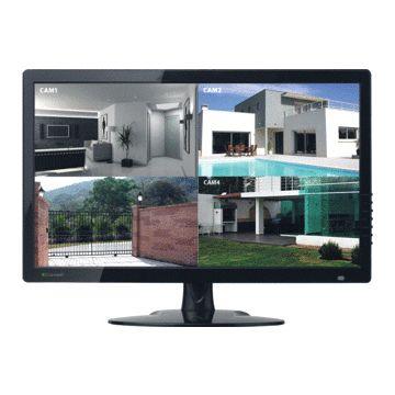 Comelit monitor voor bewakingssysteem, zwart, (hxb) 334.16x444.13mm uitvoering