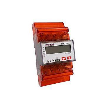 Inepro DMMetering PRO KWh 72mm 5+2 elektriciteitsmeter directe meting, type