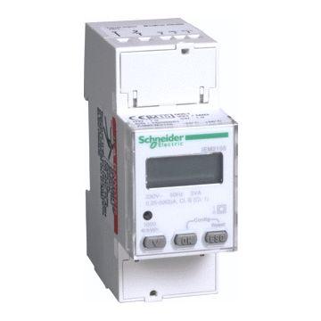 Schneider Electric met elektriciteitsmeter directe meting, type meter elektronisch