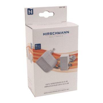 Hirschmann Multimedi Shopconcept versterker voor ontvangsttechniek, uitvoering