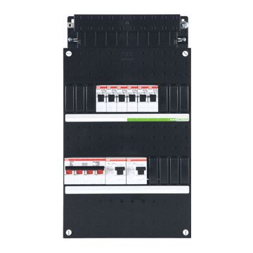 ABB Hafonorm installatiekast, (hxbxd) 330x220x90mm 3 fasen, beveiliging