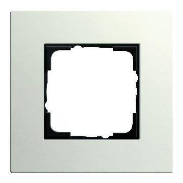 Gira Esprit afdekraam, hout/linoleum, grijs, 1 eenheid