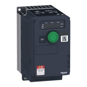 Schneider Electric frequentieregelaar 0,55kw 200-240vac 1f compact