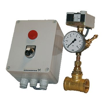 Grundfos elektrische toebehoren voor pompen, toebehoren onderdeelr bev, 1x230V, (IP) IP40
