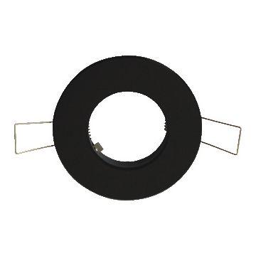 Klemko mechanische toebehoren spot/schijnwerper Luzern, aluminium, zwart, diam 80mm