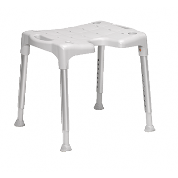 Etac douche-/toiletstoel staand swift, frame ## al, frame grijs 81701410