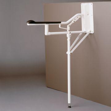 Etac toebehoren toiletsteun/handgreep Optima, uitvoering vloerstatief