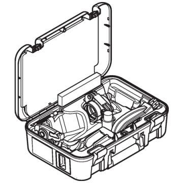 Geberit Mepla gereedschapset, soort set sanitair/CV monteur, 7 delig, totaal