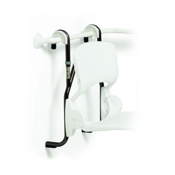 Linido hangend frame voor douchezitting, hoogte verstelbaar, antraciet