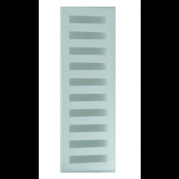 Sub 039 radiator 600x1190 mm n7 as=50 mm 587 W, powder white