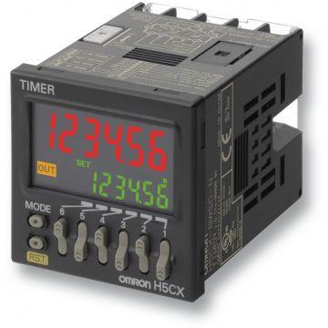 OMRO TIJDREL   H5CX-AN  230VAC