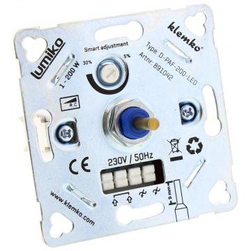 Klemko Lumiko D-PAF200-LED LED-dimmer