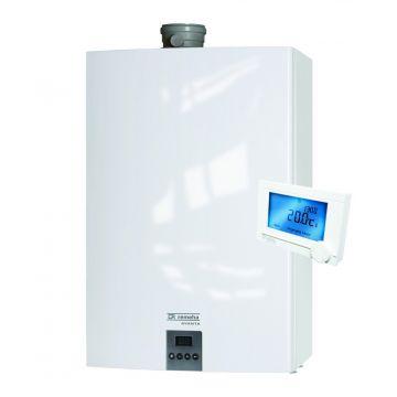 Remeha Avanta 28C CW4 Combi Comfort Systeem met iSense kamerthermostaat