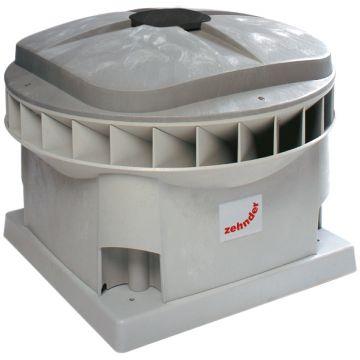 Zehnder dakventilator VDX 110 0-10V+WS 230V