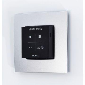 Duco Ventilation Bedieningsschakelaar Wired 24 / VDC bekabeld gevoed, zwart