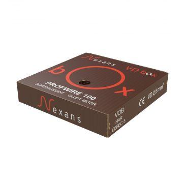 Nexans Profwire H07V-U Eca VD-installatiedraad 2,5 mm² Bruin in VD-box - 100m.