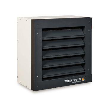 Winterwarm WWH 110 luchtverhitter indirect gestookt hangend