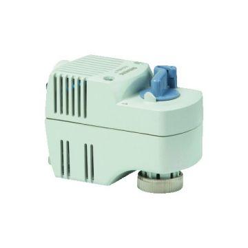 Siemens el servomotor lineair, v/afsl, 230V AC, stuursignaal tweepunts