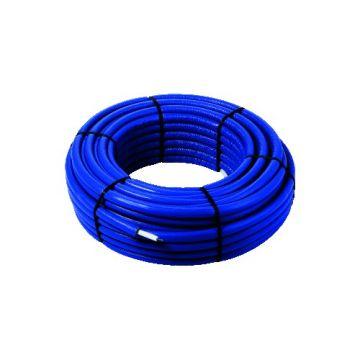 Viega Smartpress meerlagenbuis model 4705.5 20 x 2,3 x 75m, blauw