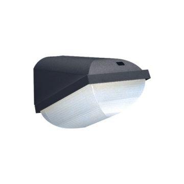 Philips beveiligingsarmatuur met schemerschakelaar, zwart