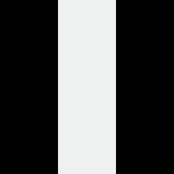 Sub 113 wandtegel 30x90 cm, wit glanzend