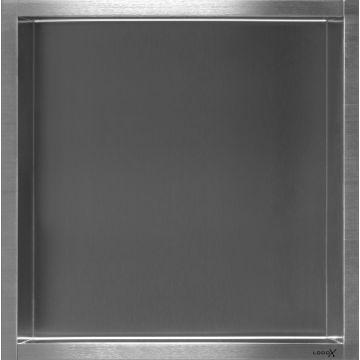 LoooX Box inbouw nis 30x30 cm. 10 cm.inbouwdiepte