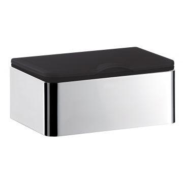 Emco System 2 papierbox voor vochtige doekjes 6,2 x 15,6 x 13,1 cm, chroom